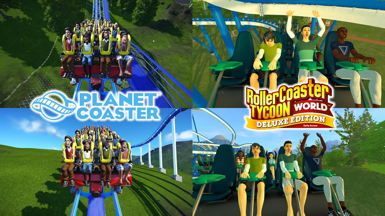 [RCT] RollerCoaster Tycoon Part15 [転載禁止]©2ch.netYouTube動画>39本 ->画像>63枚